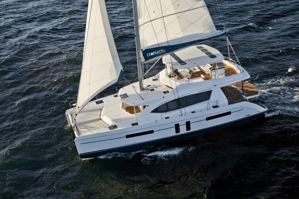 Leopard 58 Press Release | Leopard Catamarans US