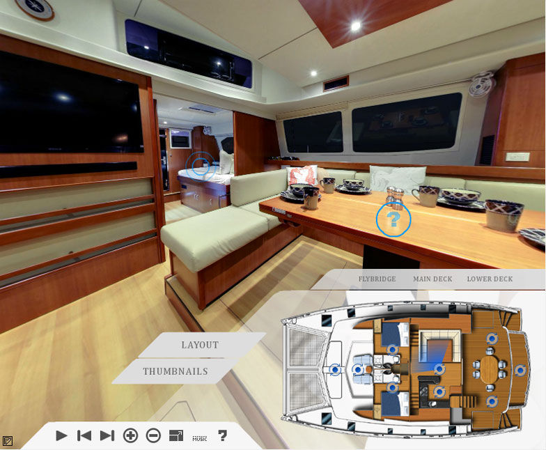 Virtual Tour - Leopard 58