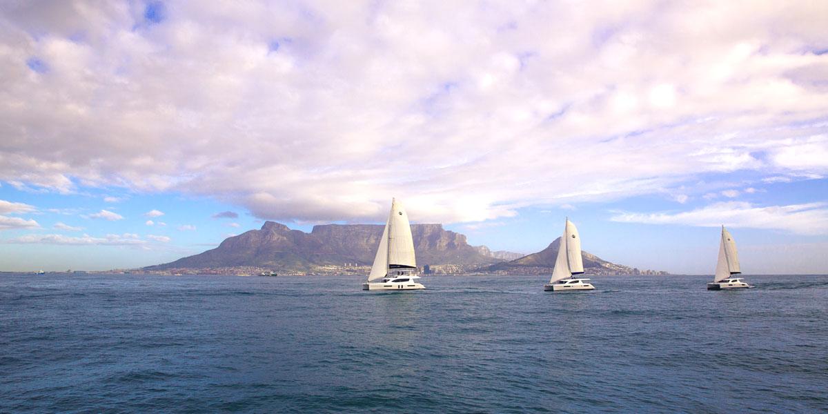Leopard Catamarans Fleet