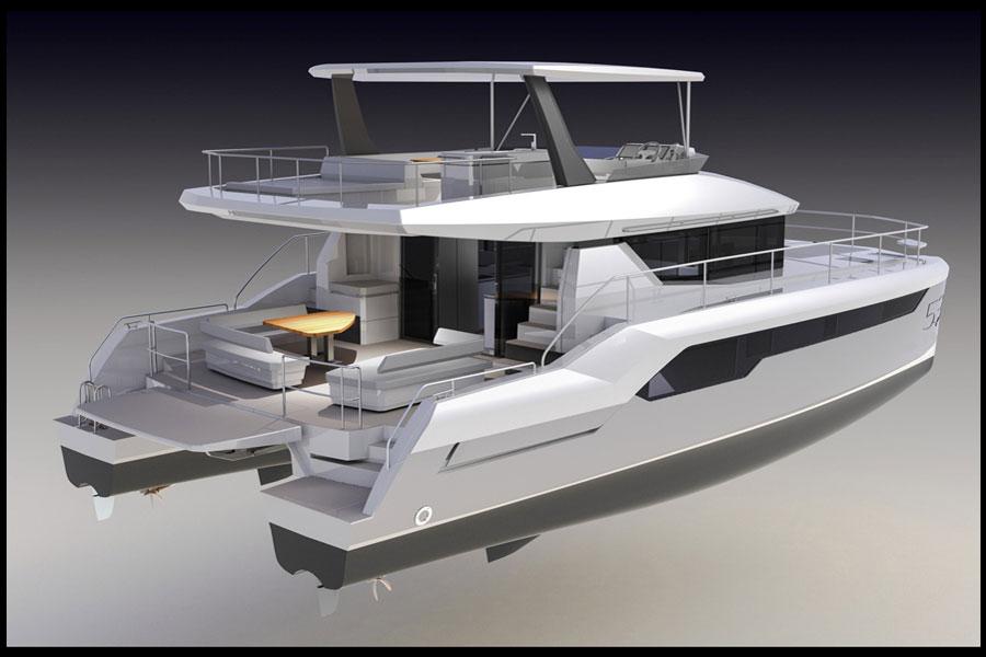 Leopard 53 Powercat Leopard Catamarans Us