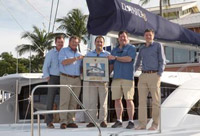 Leopard 48's Boat of the Year Award