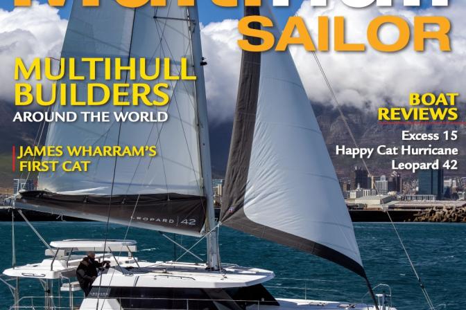 Multihull Sailor Magazine