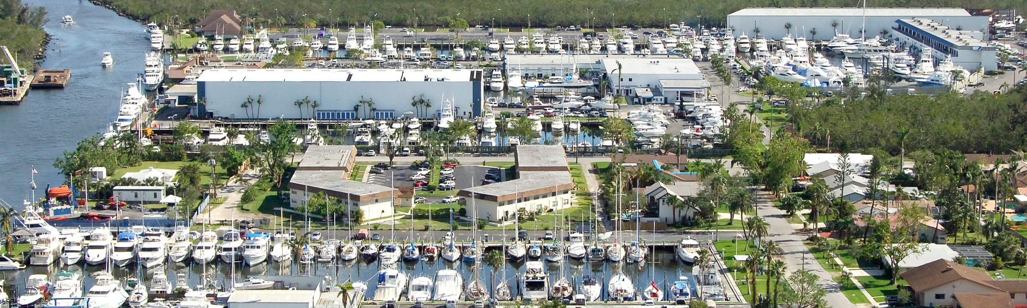 Harbour Town Marine