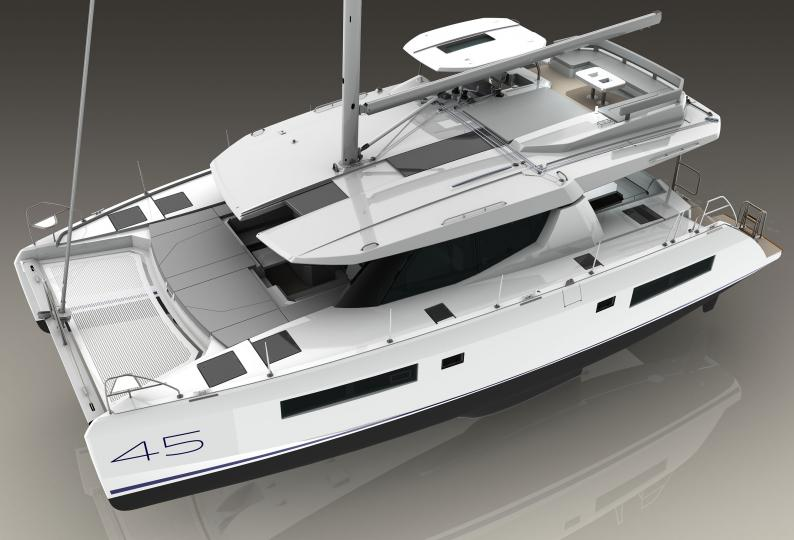 Build Your Boat - Pricing & Options | Leopard Catamarans US