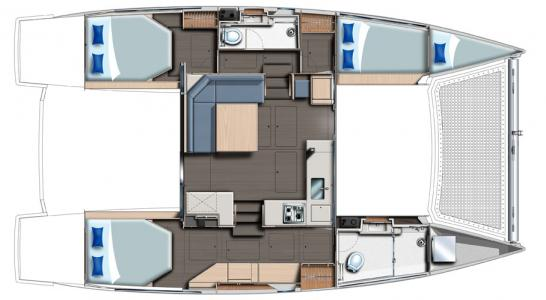 Leopard 40 | Leopard Catamarans US