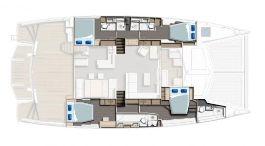 4 Cabins